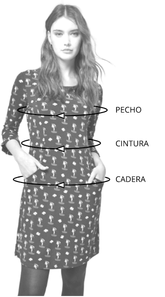 kariba moda tallas